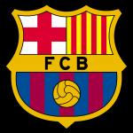 FC BArcelona Logo til præsentation af kampen den 17. september 2019
