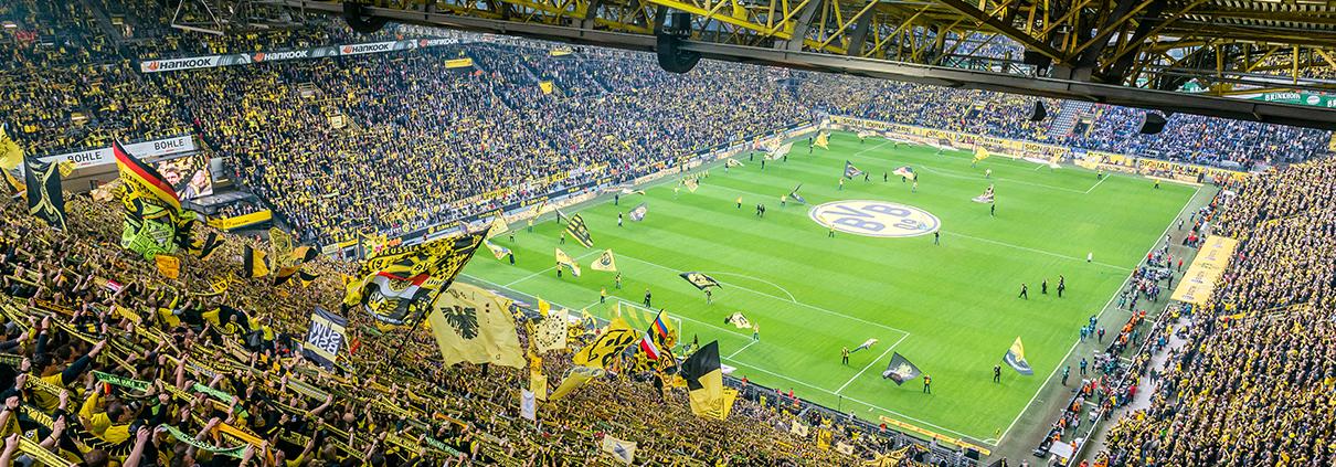 Fodboldbilletter til Tyskland